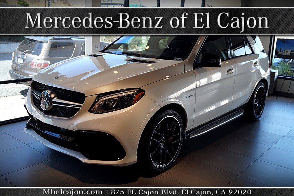 New 2017 mercedes benz gle gle 63 s amg suv suv in el for Mercedes benz of el cajon staff