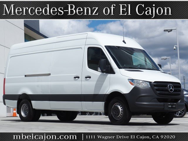 Sprinter Van For Sale >> New 2019 Mercedes Benz Sprinter 4500 Cargo Van Rear Wheel Drive Cargo Van