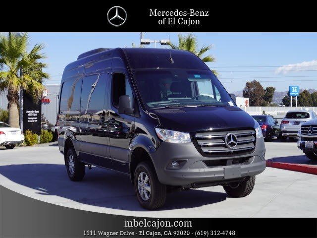 New 2019 Mercedes-Benz Sprinter 2500 Cargo Van Four Wheel Drive CARGO VAN