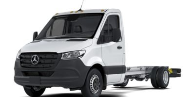 New 2019 Mercedes-Benz Sprinter Cab Chassis Cab Chassis 144 WB