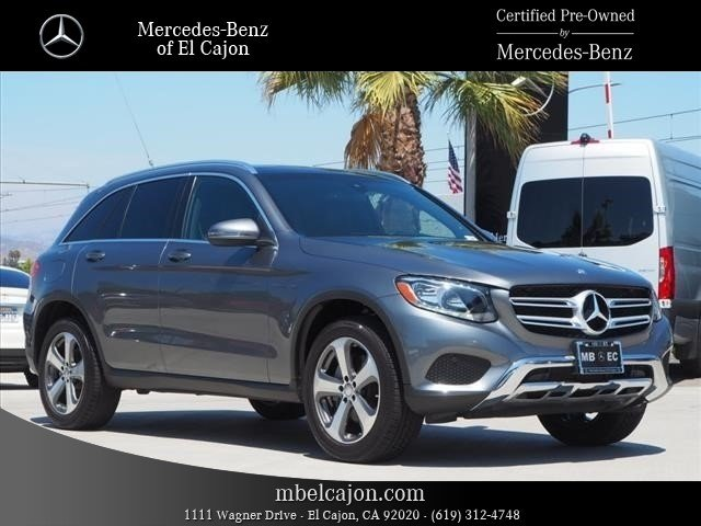 Certified Pre-Owned 2016 Mercedes-Benz GLC GLC 300W