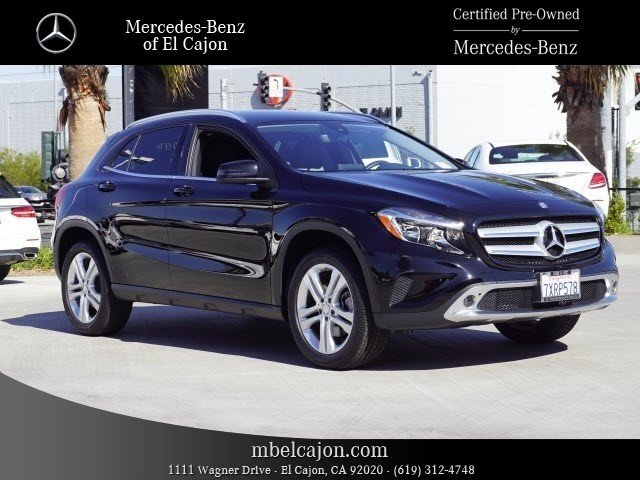 Certified Pre-Owned 2017 Mercedes-Benz GLA GLA 250W