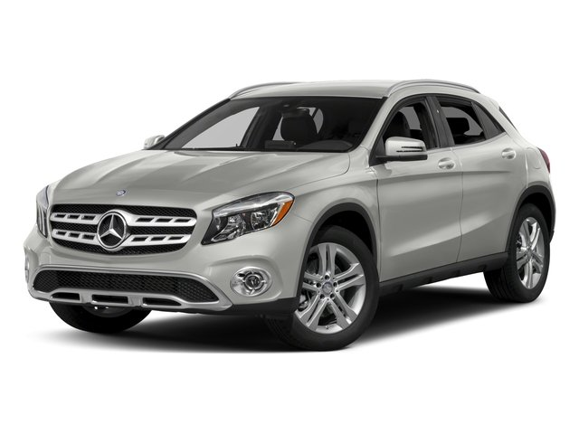Pre-Owned 2018 Mercedes-Benz GLA 250W FWD Sport Utility
