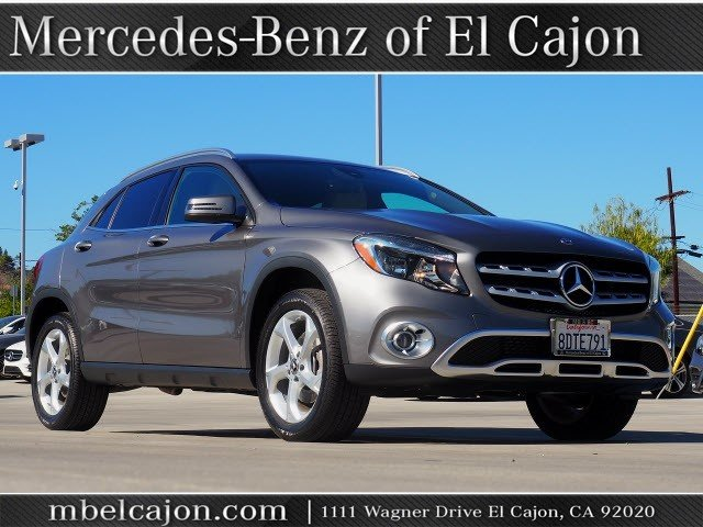 Certified Pre-Owned 2018 Mercedes-Benz GLA 250 AWD
