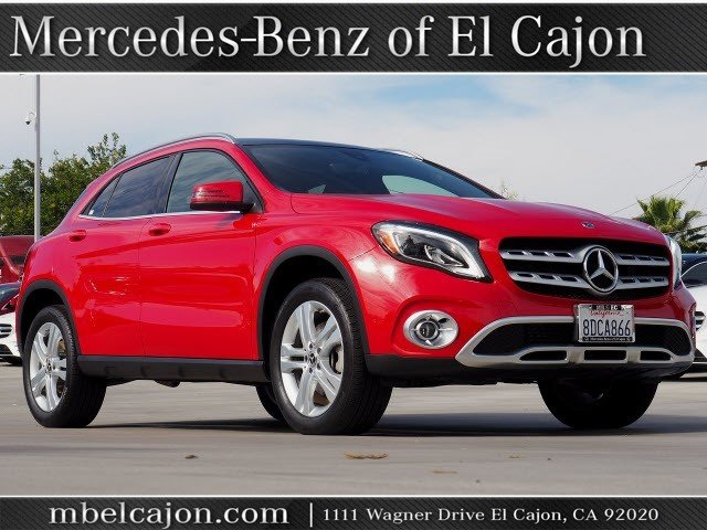 Pre-Owned 2018 Mercedes-Benz GLA 250 AWD