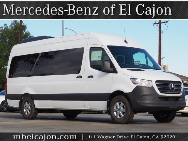 Sprinter Van For Sale >> New 2019 Mercedes Benz Sprinter 2500 Passenger Van Passenger Van