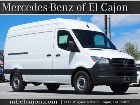 6a5aa19c32862e New 2019 Mercedes-Benz Sprinter 2500 Cargo Van