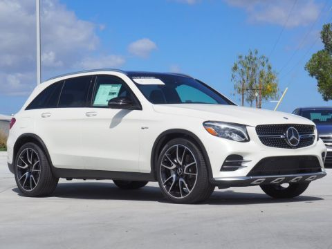 New 2019 Mercedes-Benz GLC AMG® GLC 43 SUV
